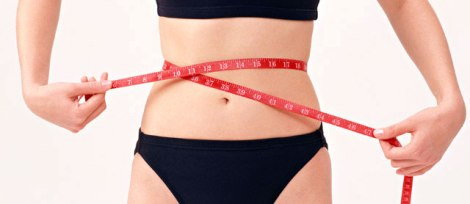 Lose weight or change shape